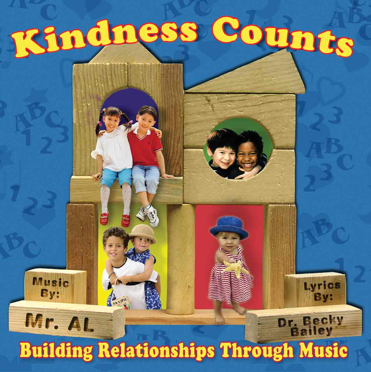 Kindness Counts CD